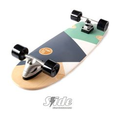 "Surfskate Swallow 33"" by Slide Surf Skateboards"