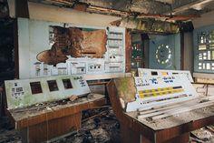 Duga 3 - Control Room