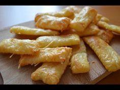 Sýrové tyčinky bez lepku