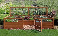 6' x 12' Raised Garden Idea