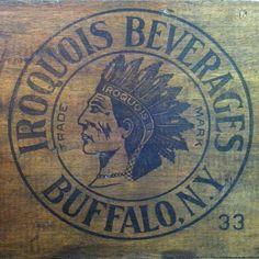 buffalo NY beverage crate