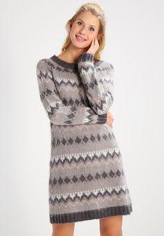 Stylizacje dnia z Inspiruj.net – Dzianinowe sukienki na jesień - KobietaMag.pl Smart Casual, Sweaters, Dresses, Fashion, Vestidos, Moda, Fashion Styles, The Dress, Sweater
