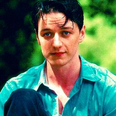 James McAvoy in Atonement (2007) dir. Joe Wright