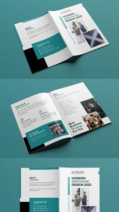 This Corporate Tri-fold Brochure template is suitable for a creative and corporate agency. It's made with Photoshop and easily editable text, logo, color, image, and all layers are properly organized. In this PSD file. #brochure #bifold #bifold_brochure #brochure_template #proposal #annualreport #squre_brochure #bifold_design #elegant #flyer #corporate_bifold #business_bifold #a4_brochure #brochure_template #corporate #business #advertising #company_profile #multipurpose #promotion… Bi Fold Brochure, Brochure Template, Corporate Business, Business Names, Company Brochure, Tri Fold, Company Profile, Logo Color, Marketing Materials