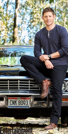 Jensen, EW cover shoot                                                                                                                                                                                 More