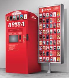 Freebie Alert - Free One Night Redbox Blu-Ray or DVD Rental Code!!!