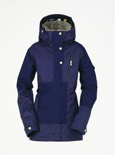 Can't wait to get my hands on this bad larry- Everglade 10K Insulated Snow Jacket - Roxy