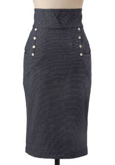 The Peggy Pencil Skirt