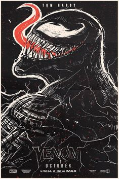 VENOM Marvel Comics, Marvel Venom, Marvel Avengers, Spiderman Pictures, Spiderman Art, Eddie Brock Venom, Venom 2018, Green Goblin, Marvel Characters