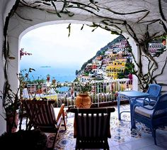 Le Sirenuse Hotel@Italy