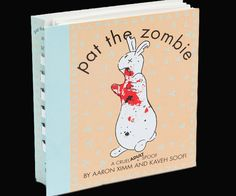 """Pat the Zombie Book - Could it rank up there with """"Go The F*** To Sleep""""?"""