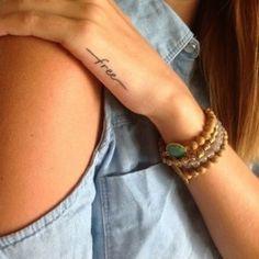 50 Modelos de Tatuagens Delicadas. Inspire-se.