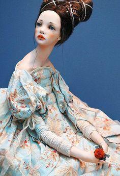 Doll Art…by Alisa Filippova Ooak Dolls, Blythe Dolls, Carpe Diem, Enchanted Doll, Realistic Dolls, Polymer Clay Dolls, Living Dolls, Doll Repaint, Little Doll
