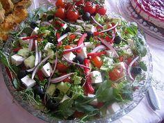 Caprese Salad, Side Dishes, Salads, Food, Essen, Meals, Yemek, Side Dish, Salad