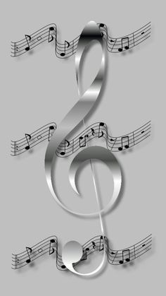 New Music Artwork Instruments Ideas Music Note Symbol, Music Notes Art, Music Symbols, Music Drawings, Music Artwork, Art Music, Violin Music, Musik Wallpaper, Iphone Wallpaper