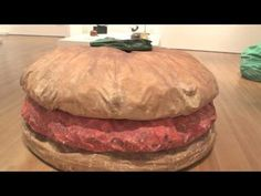 Claes Oldenburg, Pop Art, Museum of Modern Art, video, NYC.