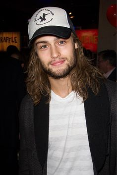 DOUGLAS BOOTH. Great actor in 'Romeo and Juliet', 'Great Expectations', 'Noah', 'Worried About the Boy'( he played Boy George amazingly!) ,
