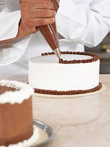 An Introduction to Learn Cake Decorating Site - I think this will be useful for the huge tip set my mom got me for Christmas!