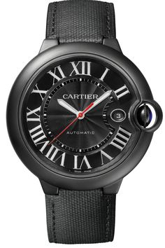 de97ab706c Cartier Santos 100 Carbon  amp  Ballon Bleu De Cartier Carbon Watches - by  Richard Cantley