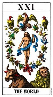The Swiss Tarot deck is a deck used for the tarot card games Troccas and Troggu and also for divination. The deck is derived from the Tarot de Besançon which itself comes from the Tarot… The World Tarot Card, Vintage Tarot Cards, Sphinx, Epic Of Gilgamesh, Tarot Major Arcana, Love Tarot, Tarot Learning, Fortune Telling, Ancient Aliens