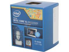 Intel Core i5-4430 Haswell Quad-Core 3.0GHz LGA 1150 84W Desktop Processor Intel HD Graphics BX80646I54430 - Newegg.com