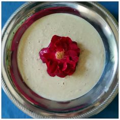 Give it Forth: Pottages - Harleian MS. 279 (ab 1430) - Rede Rose - Rose Custard