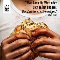 Zitat zum Sonntag: (Wer etwas verändern will: www.iamnature.de #iamnature)