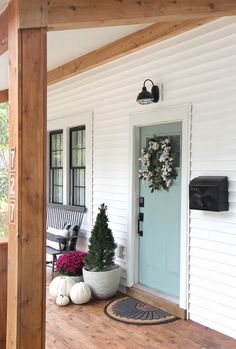 DIY MAKEOVER | Front Porch Curb Appeal