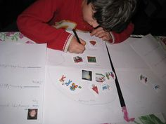 excelente página con buenas actividades para trabajar con chicos con autismo