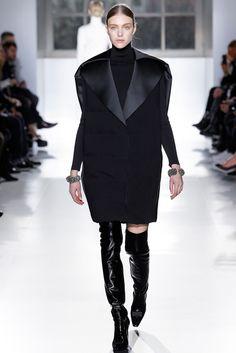 Balenciaga Fall 2014 Ready-to-Wear