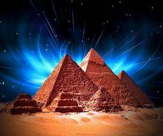 Pyramids and Sacred energy