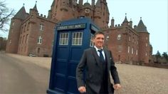 Craig Ferguson, with the TARDIS, in Scotland!! Can't wait to see this!