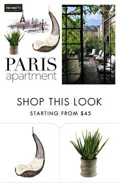 """#ParisApartment"" by silvia-magazzini ❤ liked on Polyvore featuring interior, interiors, interior design, home, home decor, interior decorating and parisapartment"