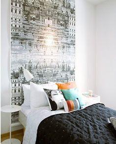 How About This Fornasetti Wallpaper Mediterranea From - Piero fornasetti wallpaper designs