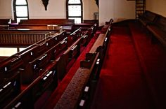 // pews  #pews #firstbaptist #baptist #church #carpet #traditional #downtown #wilmington #canon #canon_official