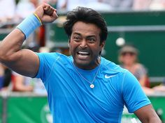 "@SI_Tennis 43-year-old Leander Paes: ""The tennis ball doesn't know the age of the person hitting it."" http://on.si.com/2cj7sox"
