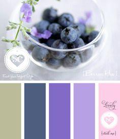 054 Berries Hue by Asmalina © 2012 Sorbetcolour ™
