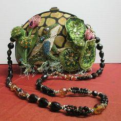 Mary Frances Prince Charming clutch bag #Clutch