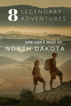 Find out the hidden treasures of North Dakota with these 8 adventures that will make you want to visit the state.