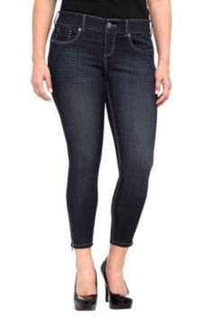 f82826f8821 Torrid Denim - Broadway Ankle Zip Stiletto Jeans (26..Got these recently.