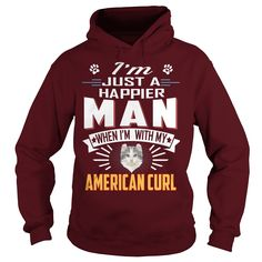 Happier Man With AMERICAN CURL #gift #ideas #Popular #Everything #Videos #Shop #Animals #pets #Architecture #Art #Cars #motorcycles #Celebrities #DIY #crafts #Design #Education #Entertainment #Food #drink #Gardening #Geek #Hair #beauty #Health #fitness #History #Holidays #events #Home decor #Humor #Illustrations #posters #Kids #parenting #Men #Outdoors #Photography #Products #Quotes #Science #nature #Sports #Tattoos #Technology #Travel #Weddings #Women