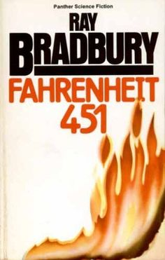 Fahrenheit 451 by Ray Bradbury http://www.bookscrolling.com/the-best-dystopian-books-of-all-time/