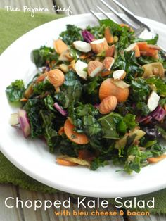 ... about Recipes--Salads on Pinterest | Kale Salads, Salads and Dressing