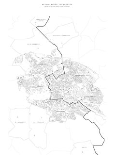 Plan indicating location of Berlin Block Typologies 1.3 Johannes Brattgard : Unit 7