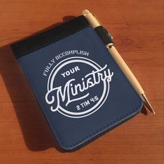 Small Ministry Notepad : Contact Sharing