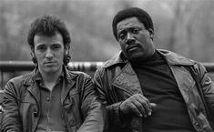 Bruce Springsteen and Clarence Clemons (1979)                                                                                                                             R.I.P. Clarence (11.01.42 to 18.06.11)