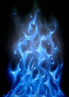 Real Fire True Fire Flames