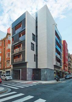 Gallery of Cervantes Building / Saiz+Rendueles Arquitectos - 13