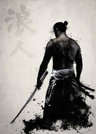 Image result for art samurai sword