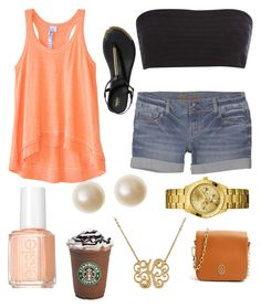 """""""Cute right??"""" by hungergamesgymnast ❤ liked on Polyvore"""